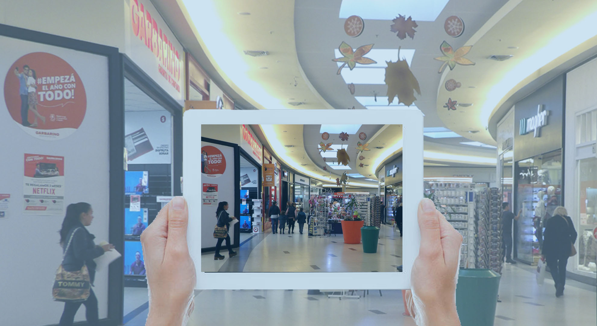 AR Transforming Shopping Experience