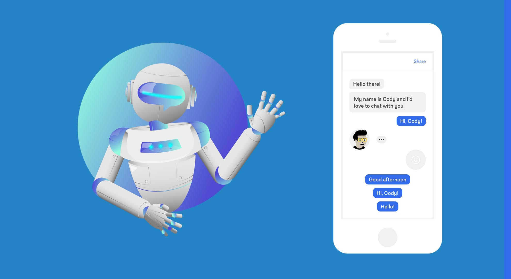 Top 10 Chatbot Development Companies You Can Hire - IQVIS Inc.